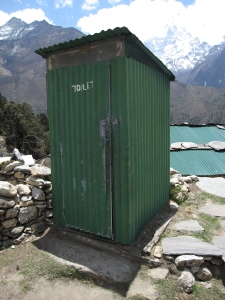 Where is this toilet in the world?