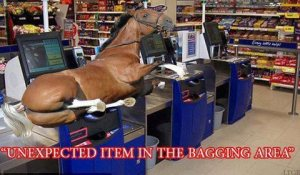 Horsemeat the state of our country's finances.