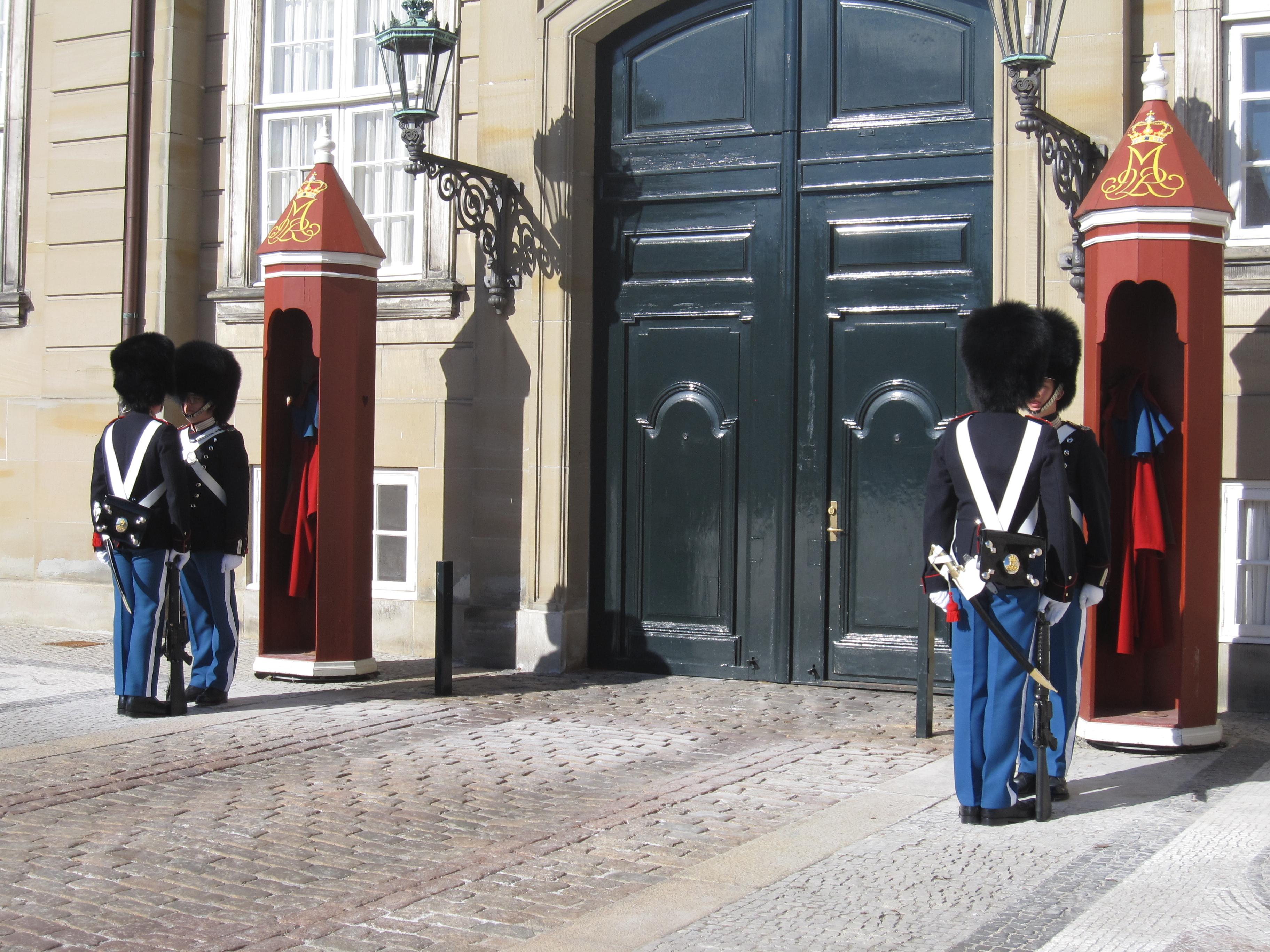 Danish Royal Guards Britisharmysgtmonkey