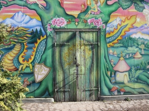 Christiania is known as the freetown.