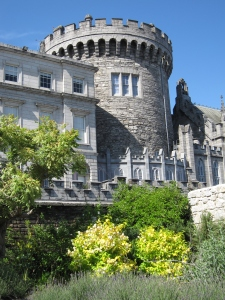The castle is currently close to the public.