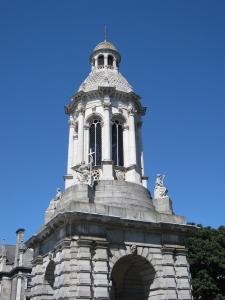 The Campanile of Trinity College.