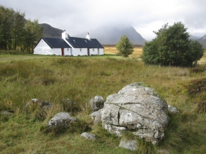 Glencoe Valley is attractive for its scenery.