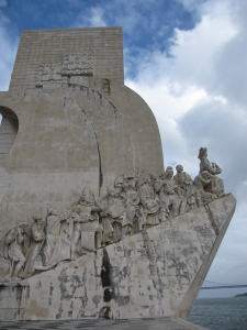 The Monument to the Discoveries.