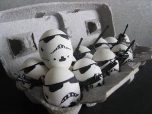 No more chocolate eggs.