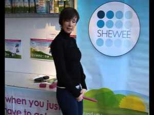 Introducing the shewee!