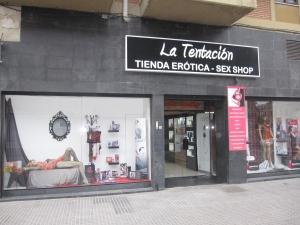 Shopping in Malaga was great.